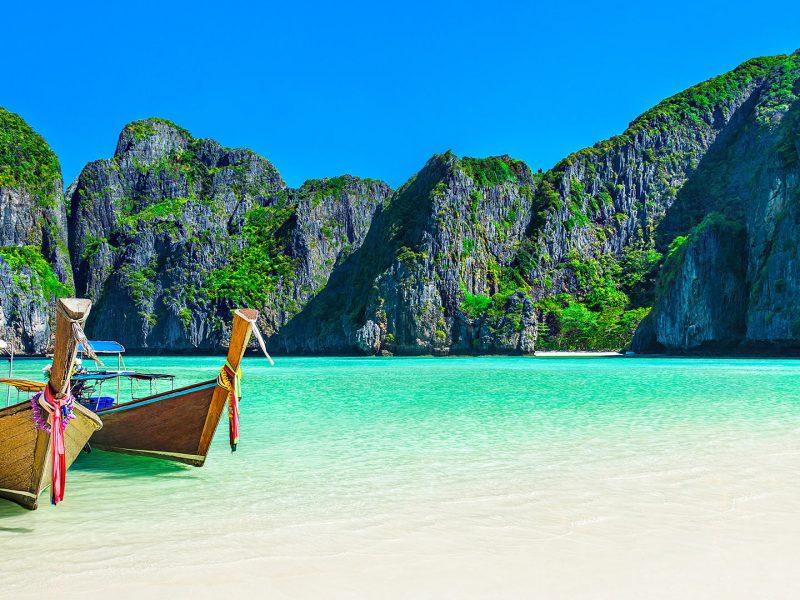 เกาะพีพี Banner