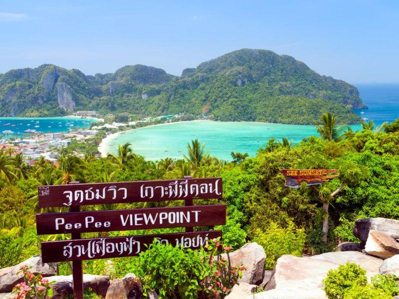 03-จุดชมวิวเกาะพีพีดอน